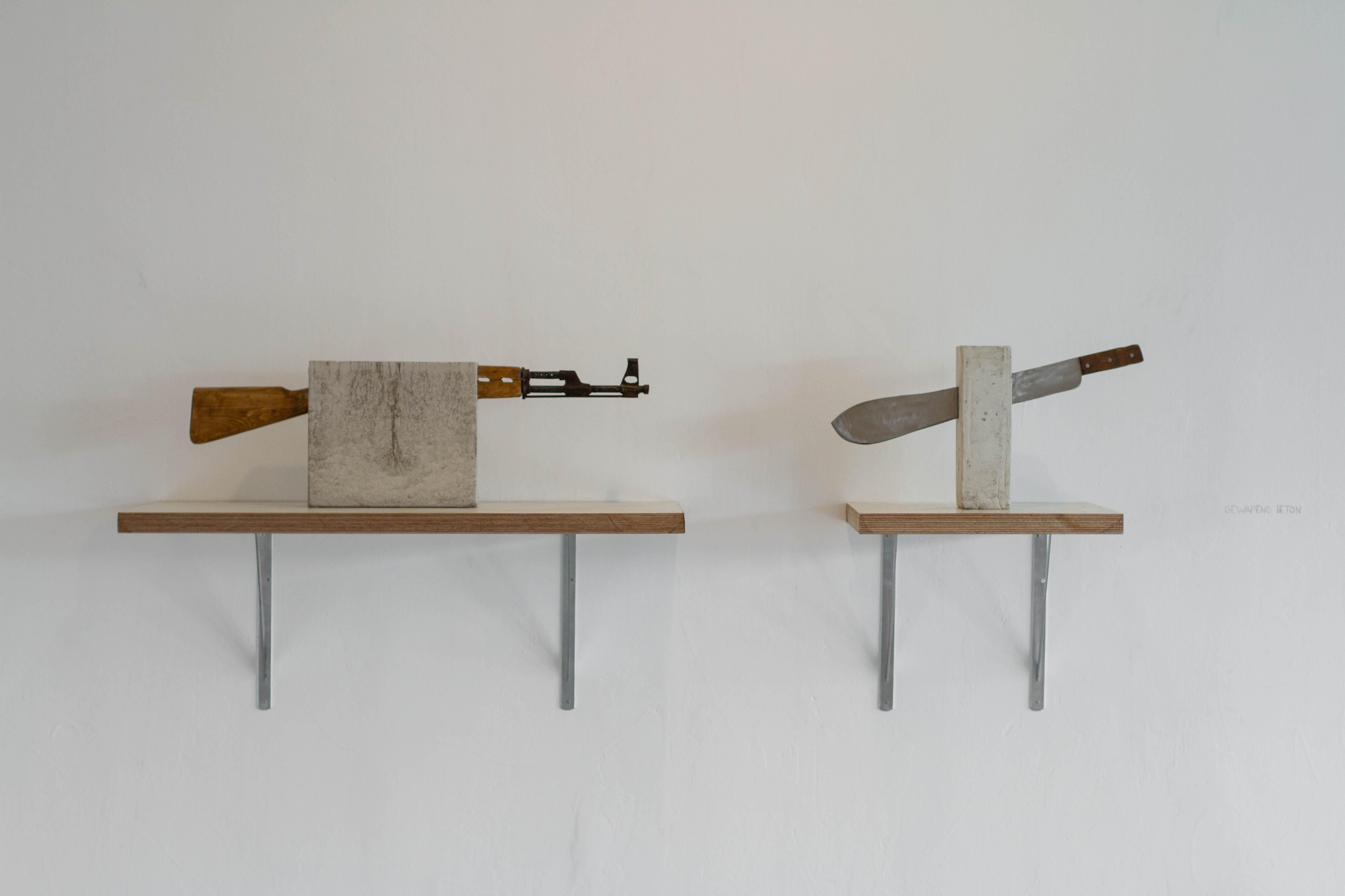 ART VAN TRIEST gewapend beton - ART VAN TRIEST